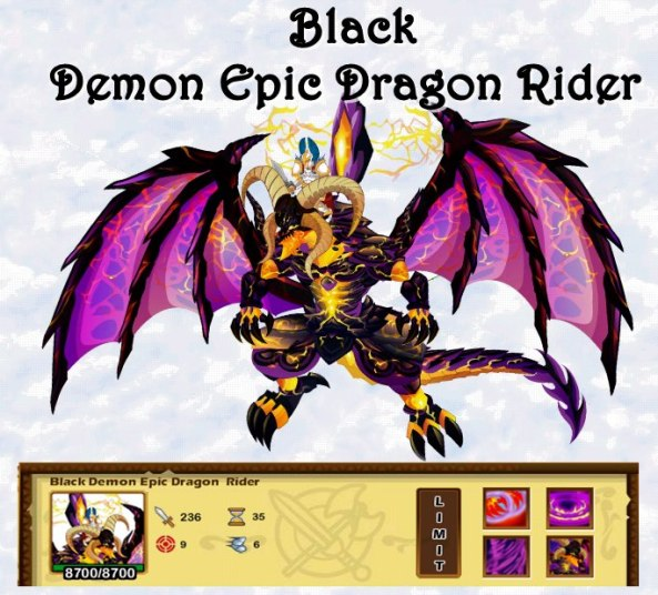 black demon