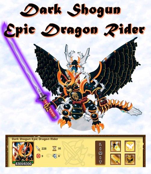 dark shogu